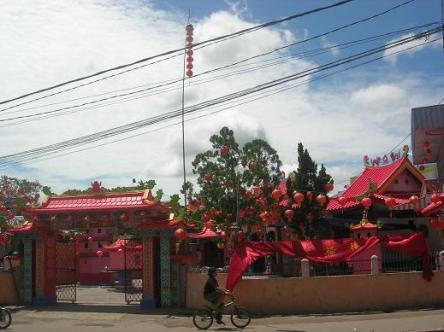Vihara Ariamarama Bengkayang