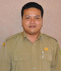 Kepala KP2T Bengkayang