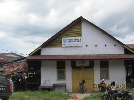 Pasar Inpres Bengkayang