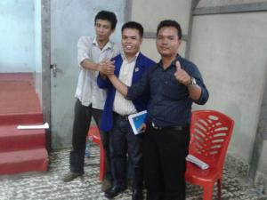 Kandidat Ketua KNPI Bengkayang