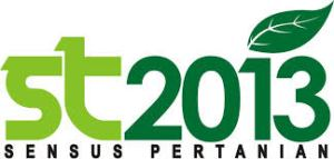 Mari Sukseskan Sensus Pertanian Tahun 2013