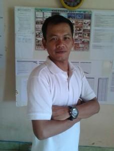 Fasilitator Kelurahan PNPM Mandiri Perkotaan Kab. Bengkayang, Dedy Juanda, S.Sos