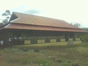 SDN 16 Pagoh, Desa Lesabela, Ledo.