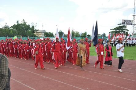 Kontingen Kabupaten Sanggau