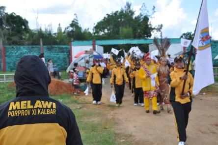 Kontingen Kabupaten Melawi