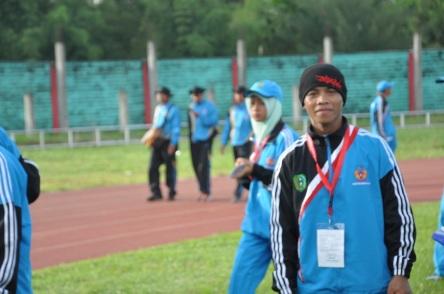 Atlet Tinju