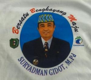 Suryadman Gidot