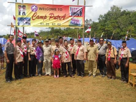 Jambore Pramuka Ranting 06 Seluas